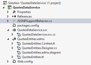 JSON Support extension file